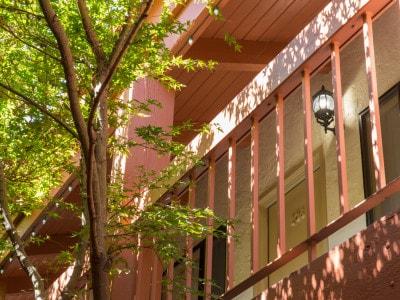 Outdoor Corridors