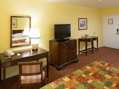 Guestroom Work Area